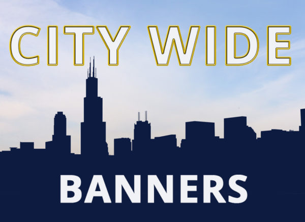 1. City Wide Banners