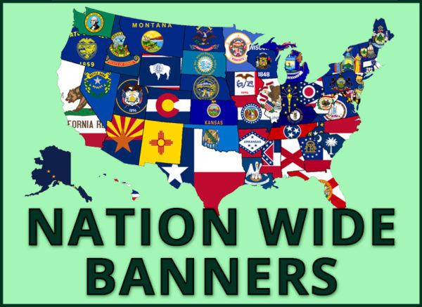 3. Nation Wide Banners