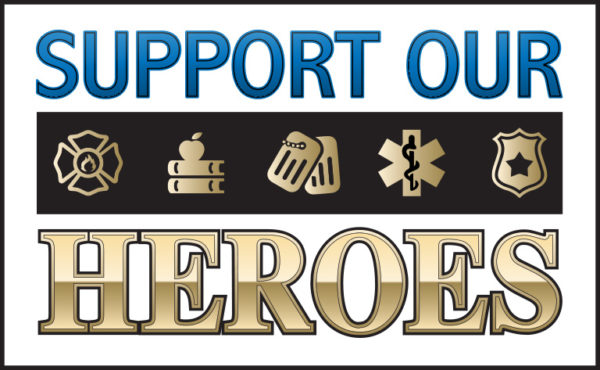 8. Support Our Heroes Package
