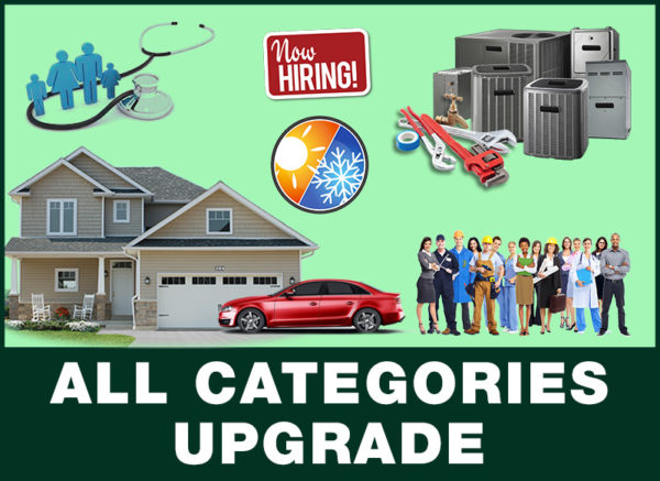 6. Nation Wide All Categories Upgrade