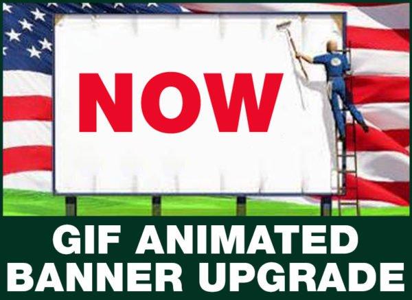 7. GIF Animated Banner Upgrade