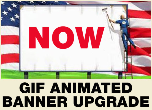 8. GIF Animated Banner Upgrade