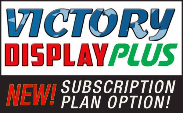 1. Victory Display PLUS