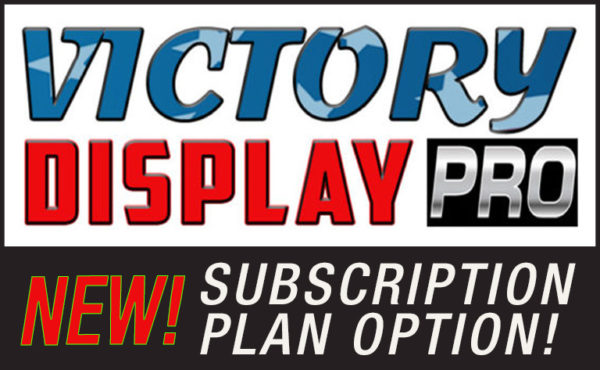 1a. Victory Display Pro Ad Package